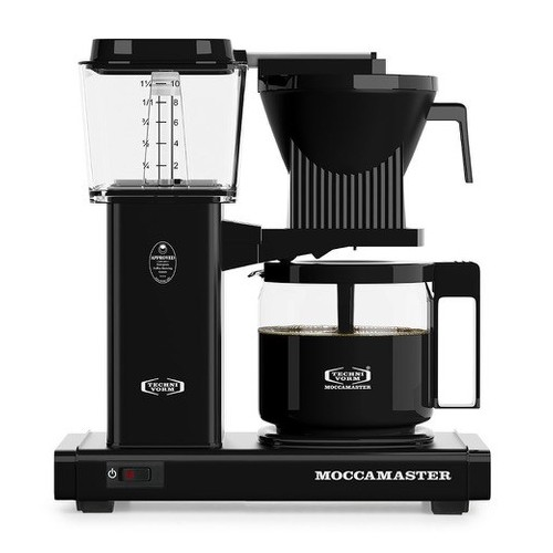 Cafetera Moccamaster HGB - Color negro