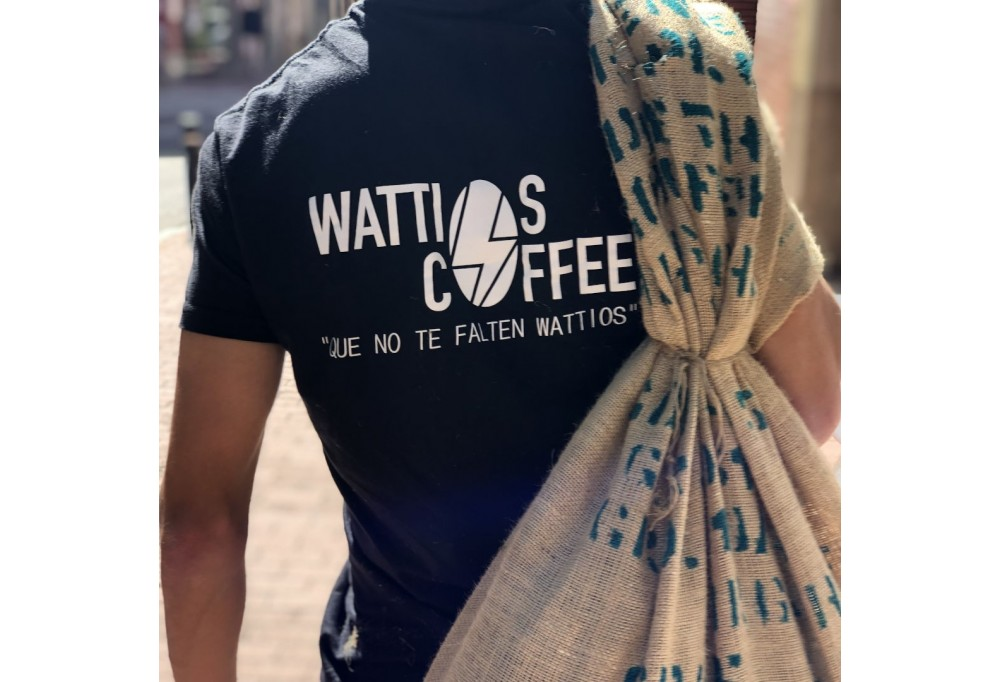 Entrevista a Wattios Coffee, tostador de café de especialidad con mucha energía