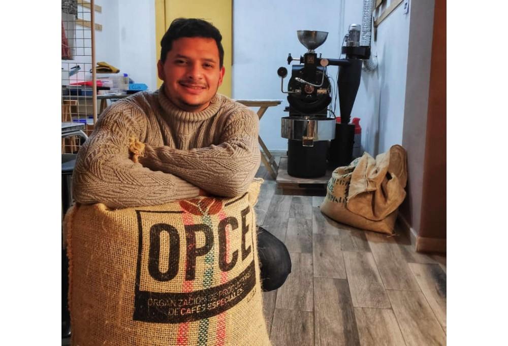 Entrevista a Sant Pere Café, tostador de café de especialidad