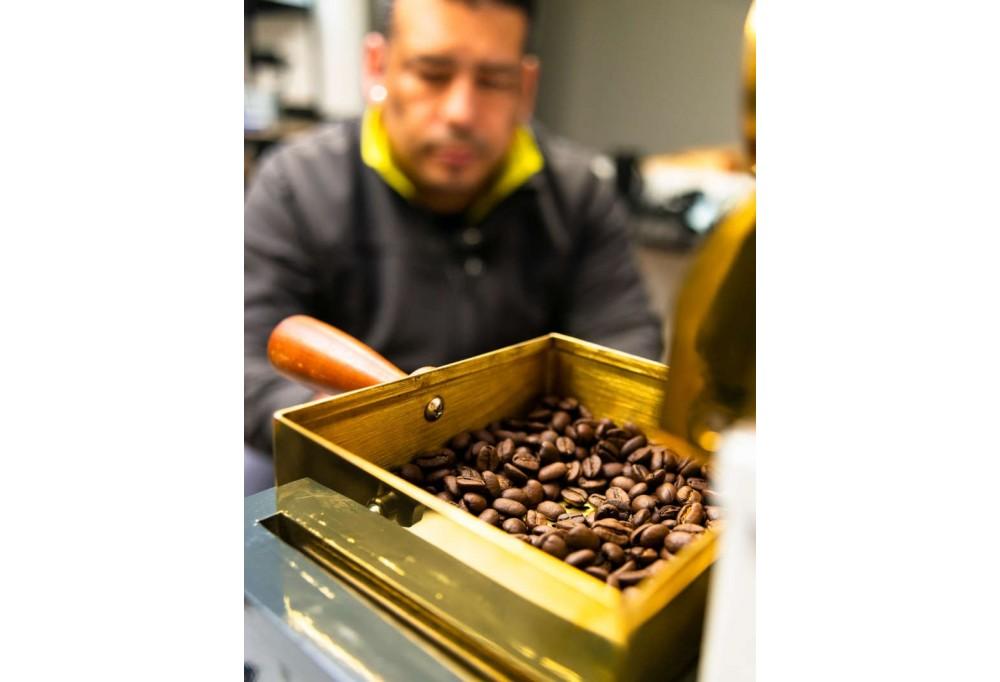 Entrevista a Libis Coffee Roaster, microstostador de café de especialidad